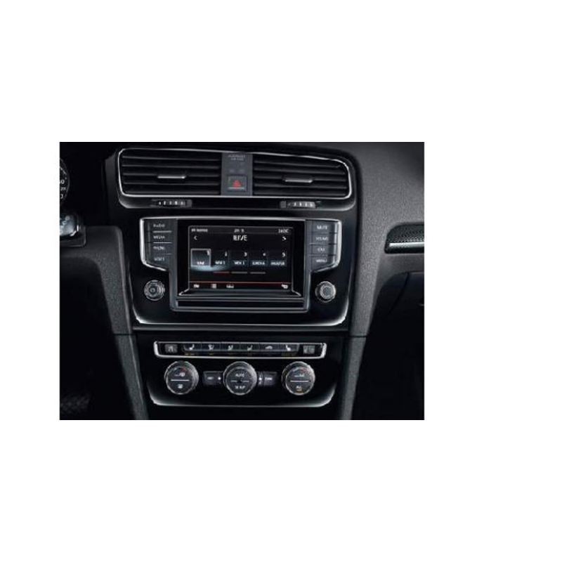 VW Sprachbedienung für Radio 'Composition Media' - 5G0054802