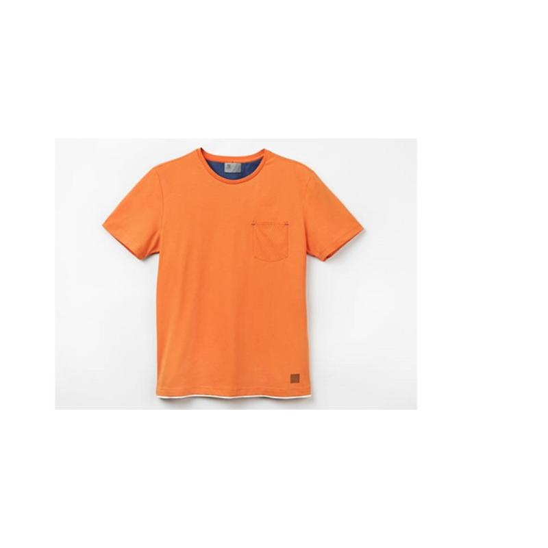 SEAT Herren T-Shirt, Gr. XXL, orange - 6H1084200EGBH