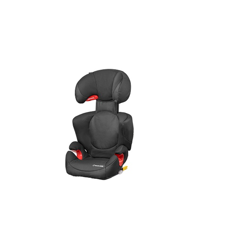 VW Maxi-Cosi Rodi XP FIX Kindersitz mit ISOFIX, G2/3, night black - 8756392120