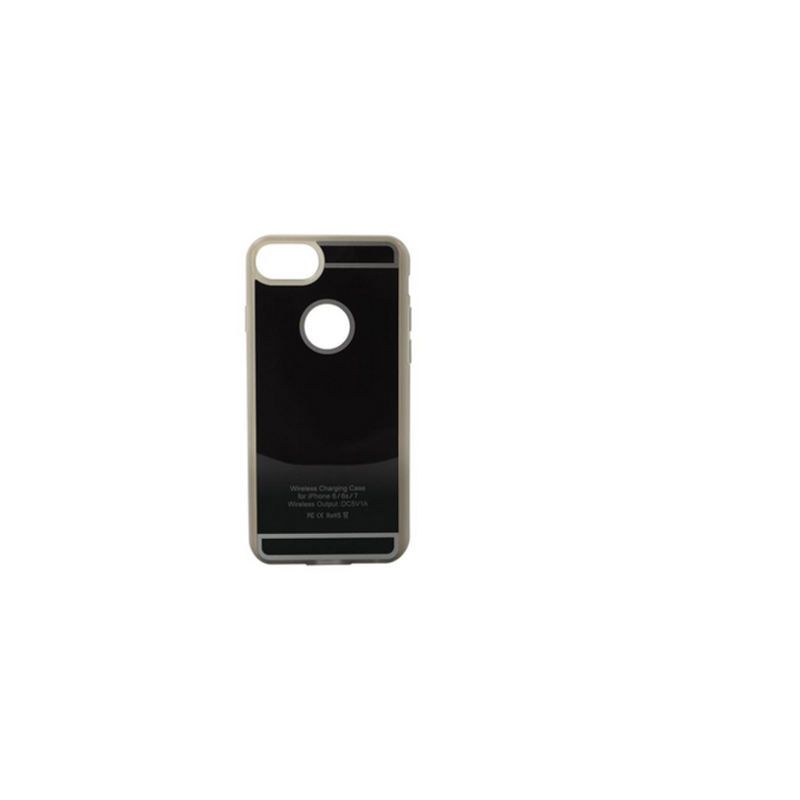 iPhone 6 / 6S / 7 Wireless Charger Hülle, schwarz - AC2400002204