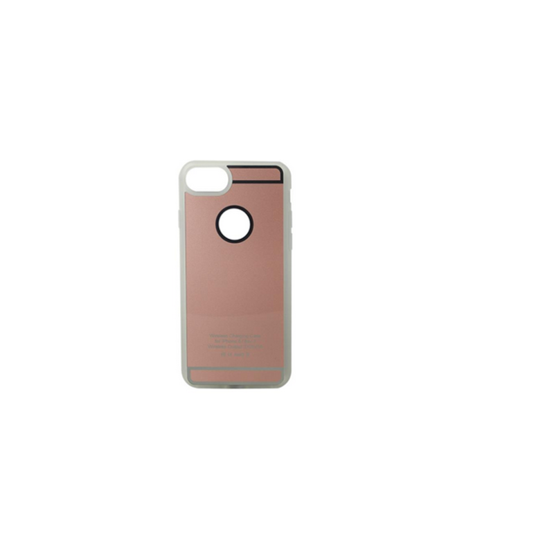 iPhone 6 / 6S / 7 Wireless Charger Hülle, rose-gold - AC2400002202