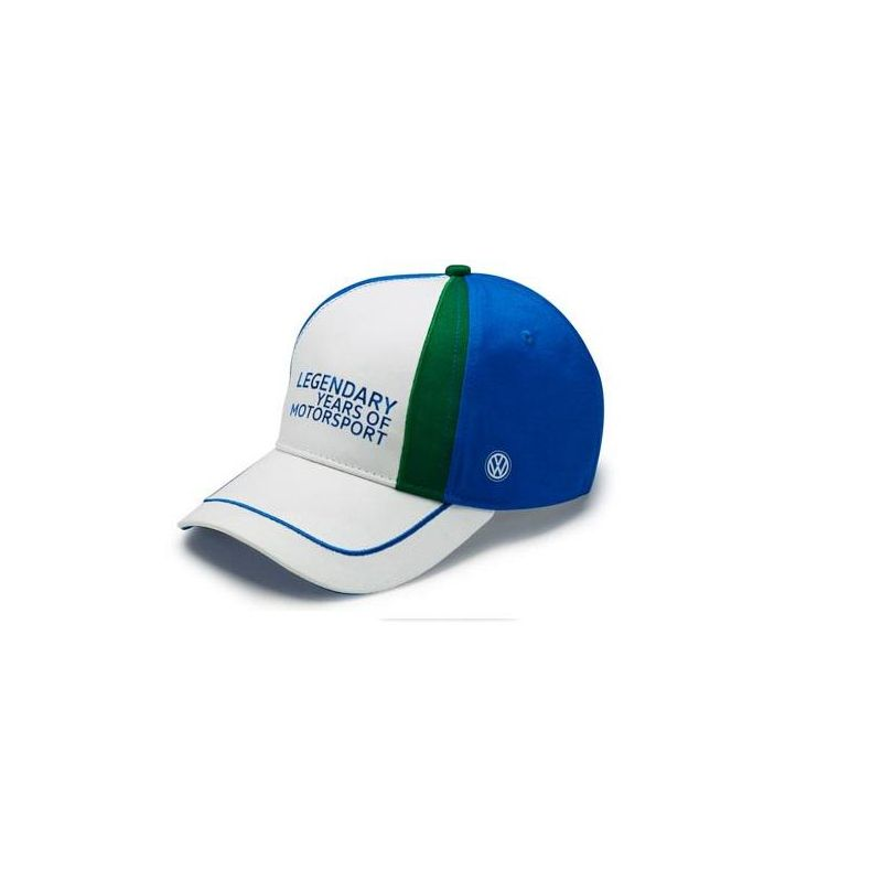 "VW Motorsport Cap ""Legendary years of Motorsport"" - 5NG084300B"
