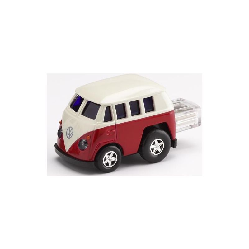 VW USB-Stick Bulli Design, 8 GB, rot - 211087620A645