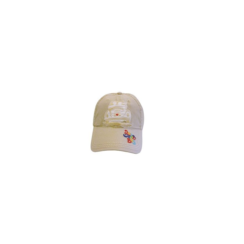 "Käfer ""Love That Bug"" Cap, beige - KUKBECA02"