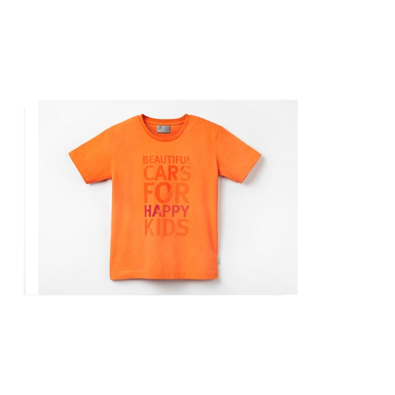 "SEAT Kinder T-Shirt ""Statement"", Gr. 104, orange - 6H1084220HGAC"