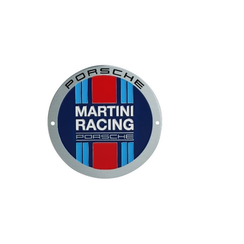 Porsche Martini Racing Grillbadge - WAP0508100K